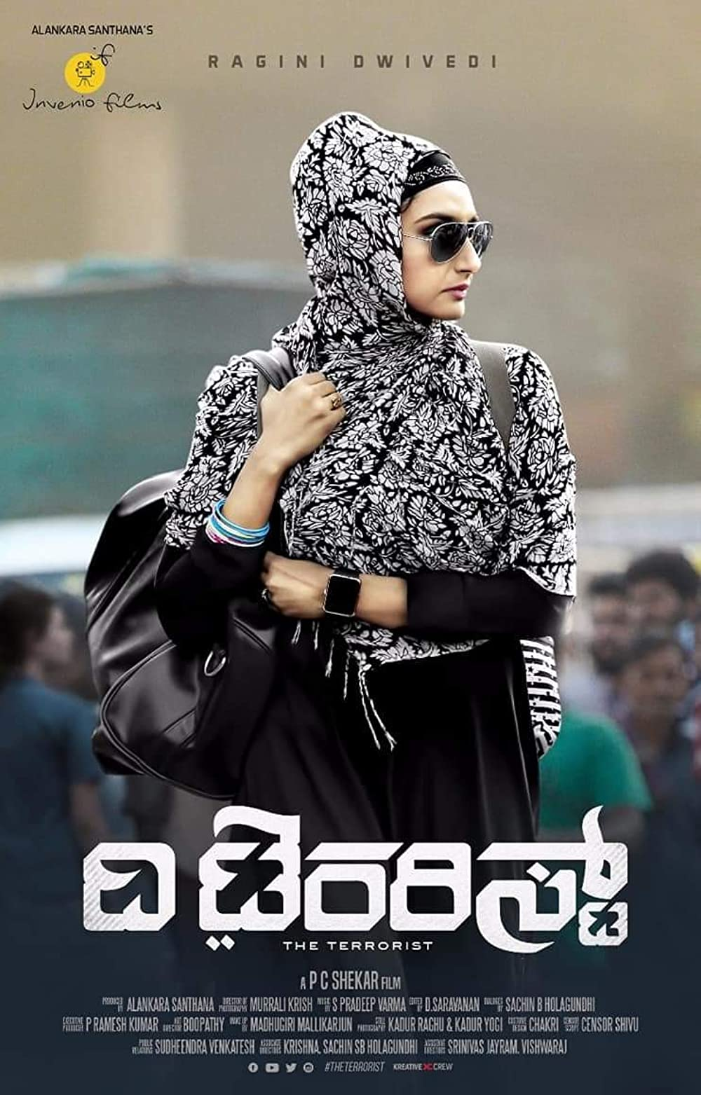 Download The Terrorist 2020 Hindi ORG Dual Audio 720p UNCUT HDRip 1.1GB