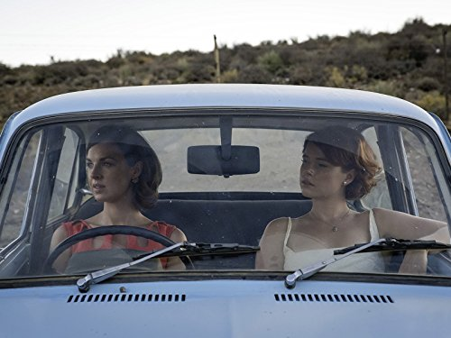 Jessie Buckley and Jessica Raine in The Last Post (2017)