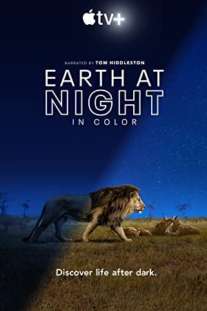 Where to stream Earth at Night in Color