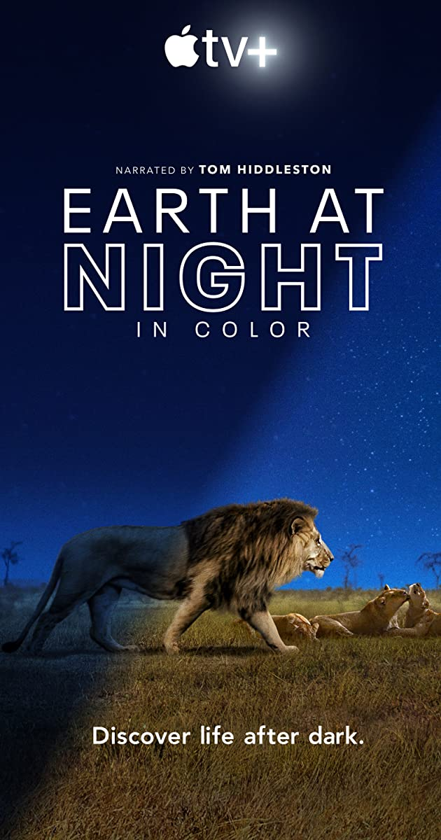 Earth at Night in Color (TV Series 2020– ) - IMDb
