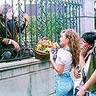 Fernando Ciangherotti, Jorge Granillo, and Thalía in María Mercedes (1992)