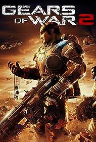 John DiMaggio and Carlos Ferro in Gears of War 2 (2008)