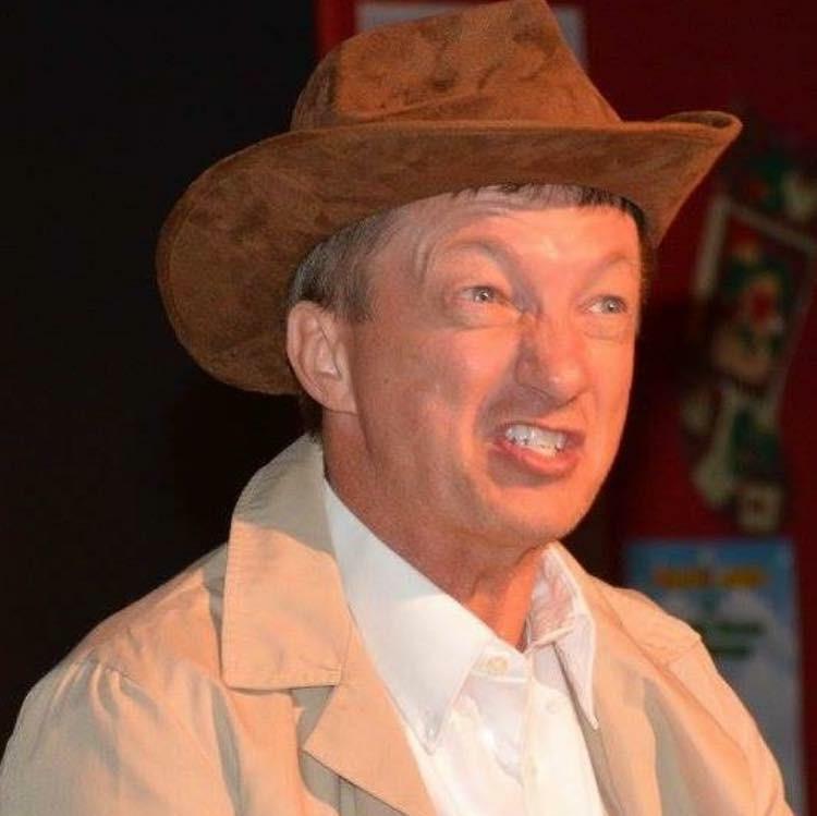 KB as an Australian hunter.