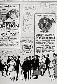 Robert Warwick in The Silent Master (1917)