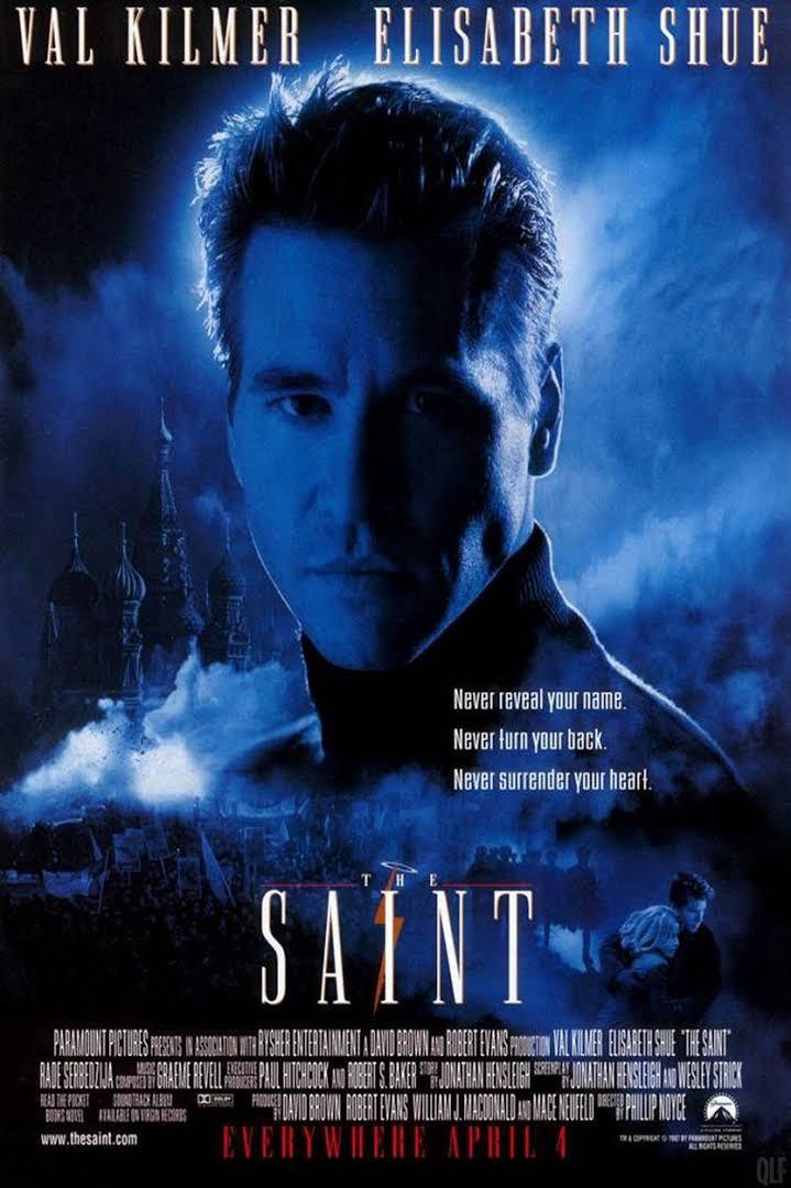 Val Kilmer in The Saint (1997)