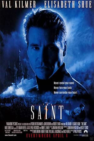 The Saint Poster Image