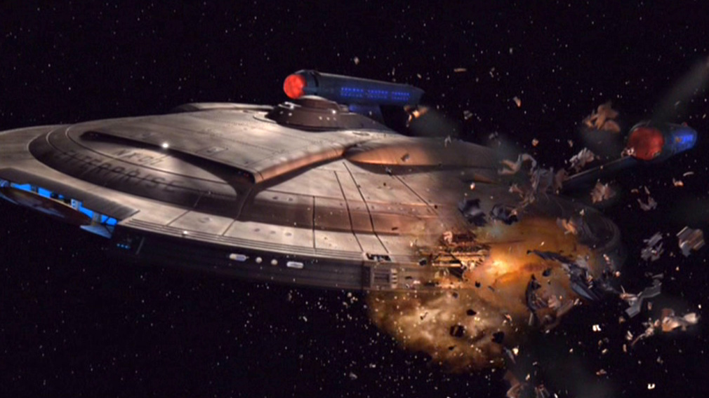 Star Trek Enterprise Minefield TV Episode 2002