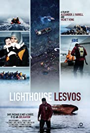 Lighthouse Lesvos Poster