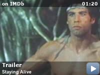 Staying Alive 1983 Imdb