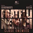 Matthias Schoenaerts and Reda Kateb in Frères ennemis (2018)