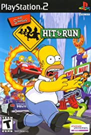 The Simpsons: Hit & Run(2003) Poster - Movie Forum, Cast, Reviews
