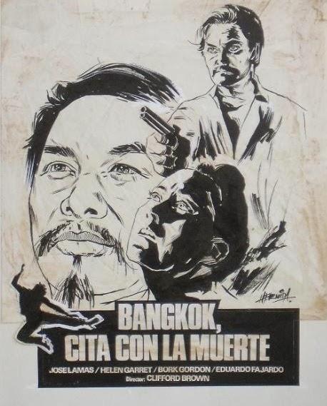 Bangkok, cita con la muerte ((1985))