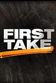 ESPN First Take Poster