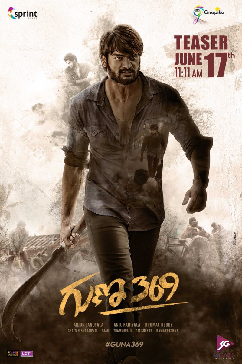 Guna 369 2019 Dual Audio Hindi 720p Web-DL 1GB