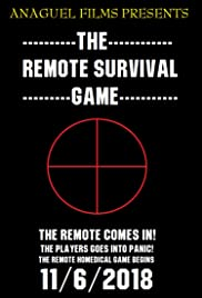 The Remote Survival Game Poster