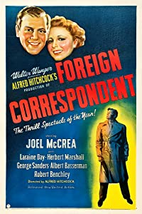 Watch me online movie Foreign Correspondent [hddvd]