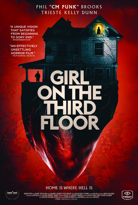 Mergaitė trečiame aukšte (2019) / Girl on the Third Floor