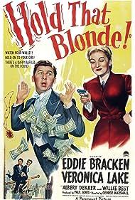 Veronica Lake and Eddie Bracken in Hold That Blonde! (1945)