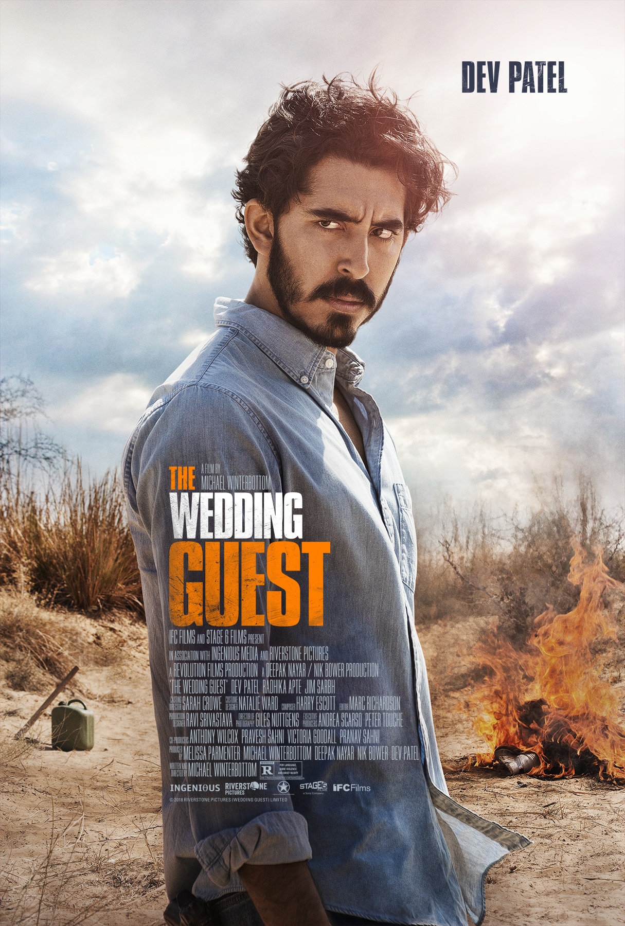 The Wedding Guest (2018) WEBRip 720p & 1080p