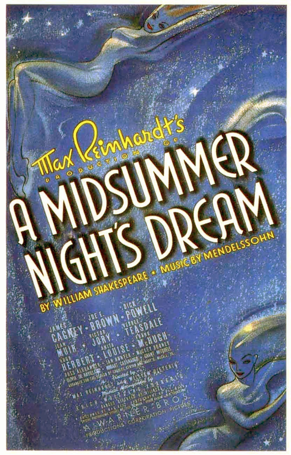 A Midsummer Night S Dream 1935 Imdb