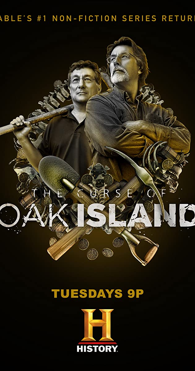 foto de The Curse of Oak Island (TV Series 2014– ) - Full Cast & Crew - IMDb