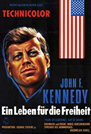 John F. Kennedy: Years of Lightning, Day of Drums Poster