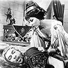 Loredana Nusciak and Antonio Molino Rojo in I sette gladiatori (1962)