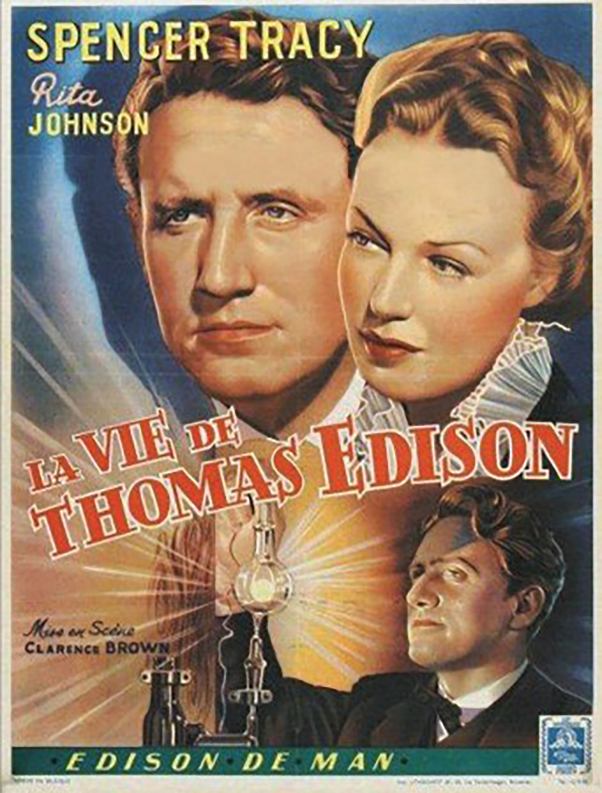 Edison, the Man (1940)