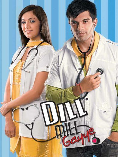 Shilpa Anand and Karan Singh Grover in Dill Mill Gayye (2007)