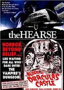 Latest hollywood movies 2017 watch online The Hearse and Blood of Dracula's Castle [480x320]