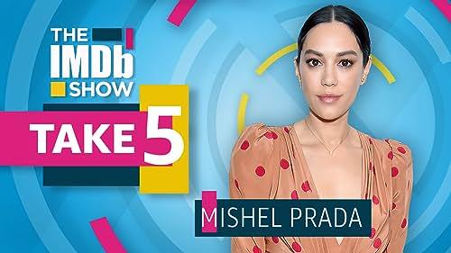 """Vida"" Star Mishel Prada Reveals Her '90s TV Spirit Animal"