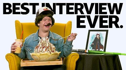 Gaten Matarazzo Has The Best Interview Ever