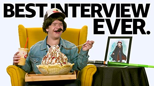 Gaten Matarazzo Has The Best Interview Ever