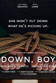 Down, Boy Poster
