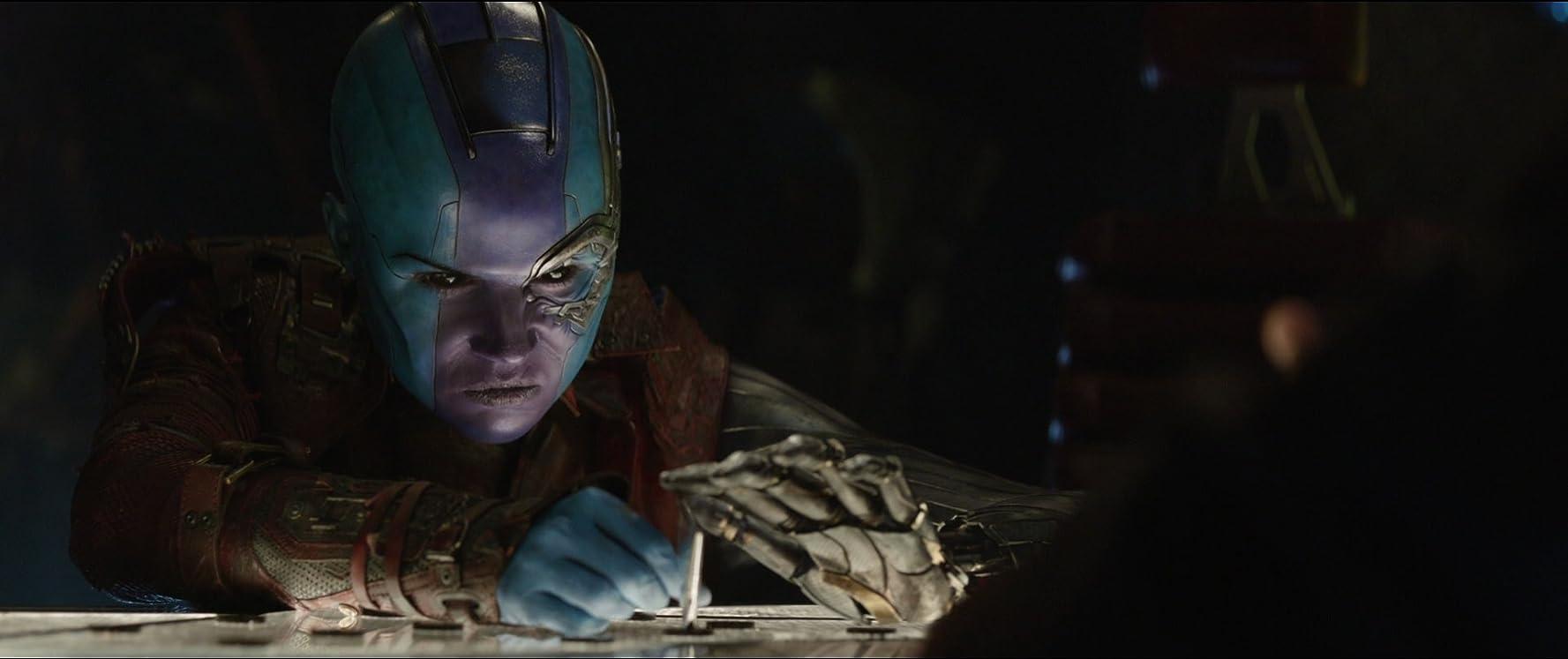 Karen Gillan in Avengers: Endgame (2019)