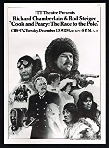 New hollywood movies trailer download Cook \u0026 Peary: The Race to the Pole [HDR]