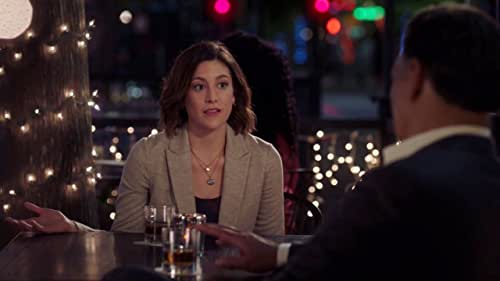 Bluff City Law: Sydney And Elijah Talk Complicated Marriages