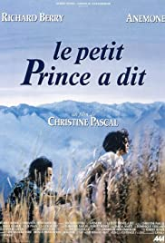 And the Little Prince Said Poster