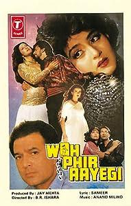 Watch full free movie Woh Phir Aayegi India [Mkv]