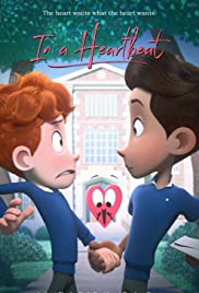 Image result for in a heartbeat movie poster