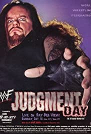 WWF Judgment Day Poster
