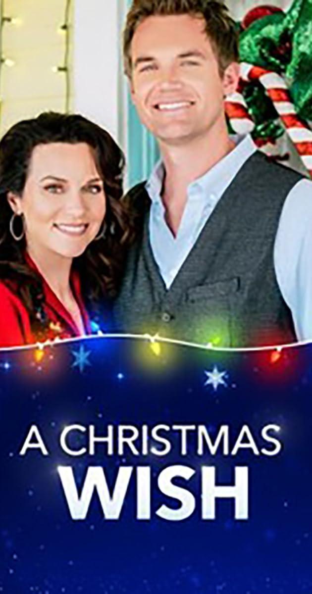 A Christmas Wish Tv Movie 2019 Imdb