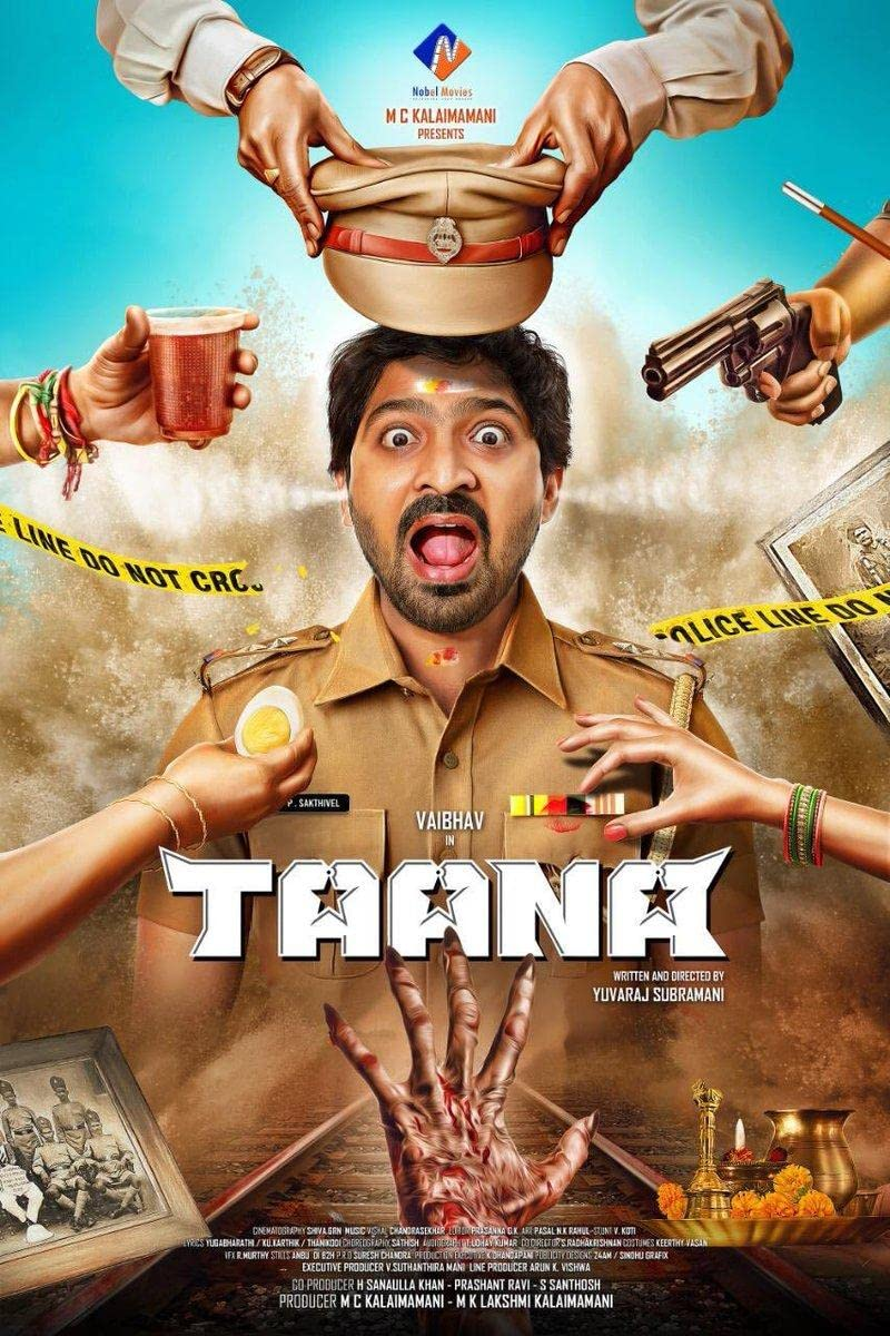 Taana (2020) Hindi Dubbed