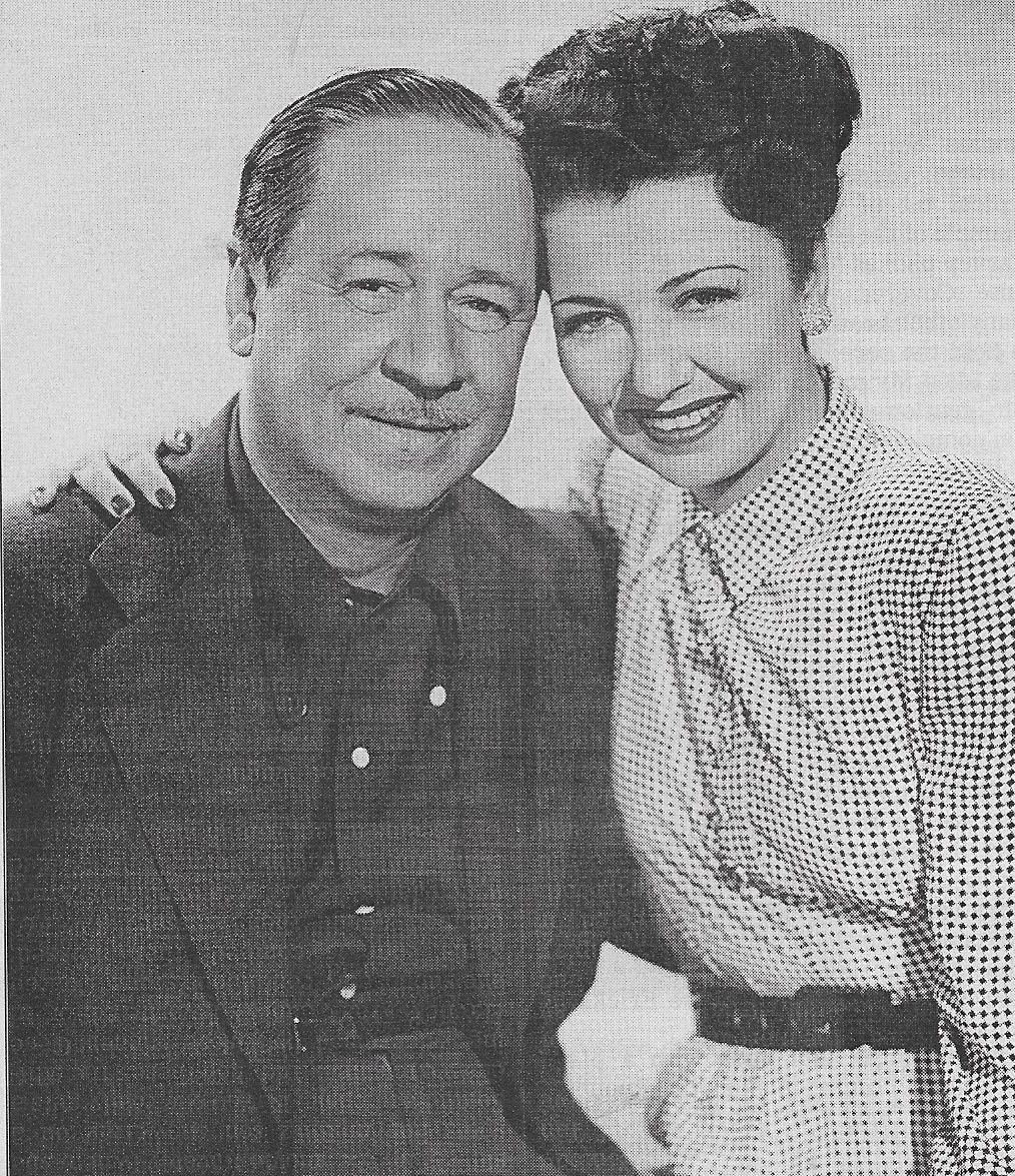 Barbara Jo Allen and Robert Benchley in Snafu (1945)