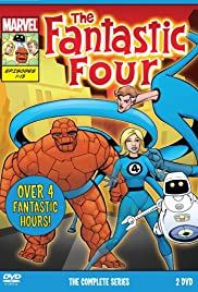 The Fantastic Four Poster - TV Show Forum, Cast, Reviews