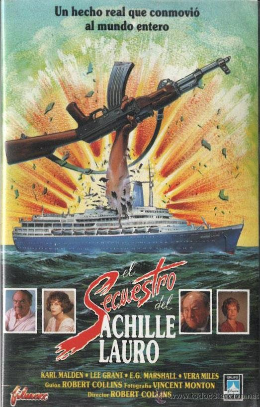 The Hijacking of the Achille Lauro (1989)