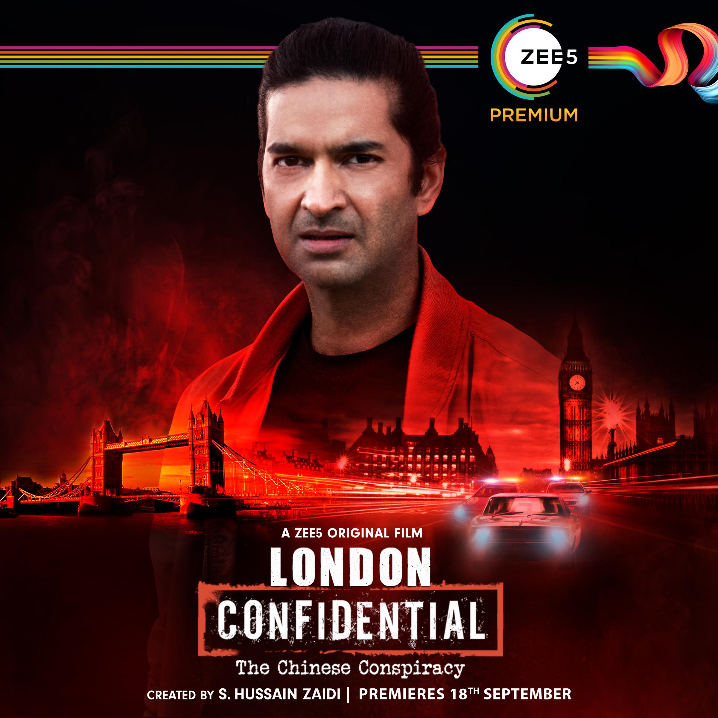 Purab Kohli in London Confidental (2020)