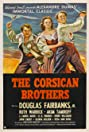 The Corsican Brothers (1941) Poster
