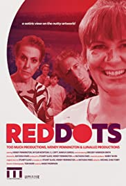 Red Dots Poster