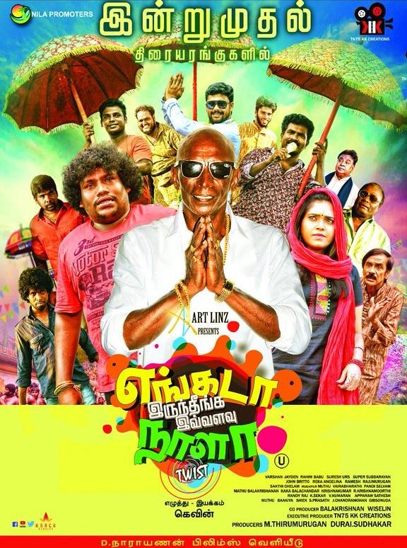 Engada Iruthinga Ivvalavu Naala (2021) Full Movie Download